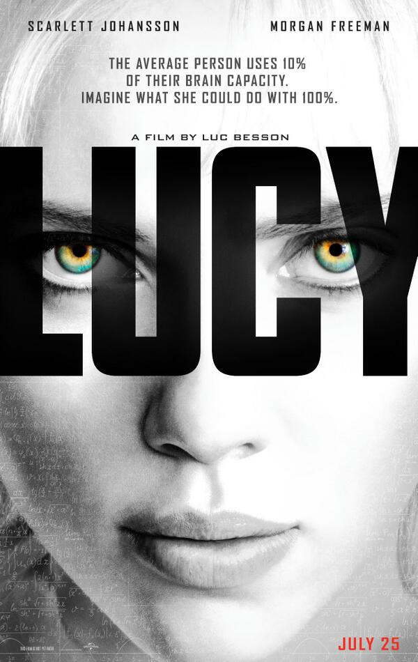 lucy(1) Lucy streaming ITA 2014