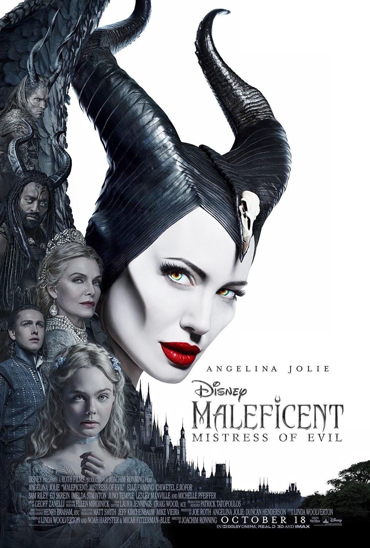 Locandina di Maleficent - Signora del Male
