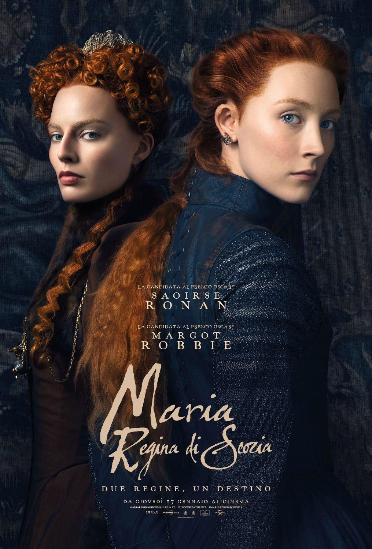 Locandina di Maria Regina di Scozia