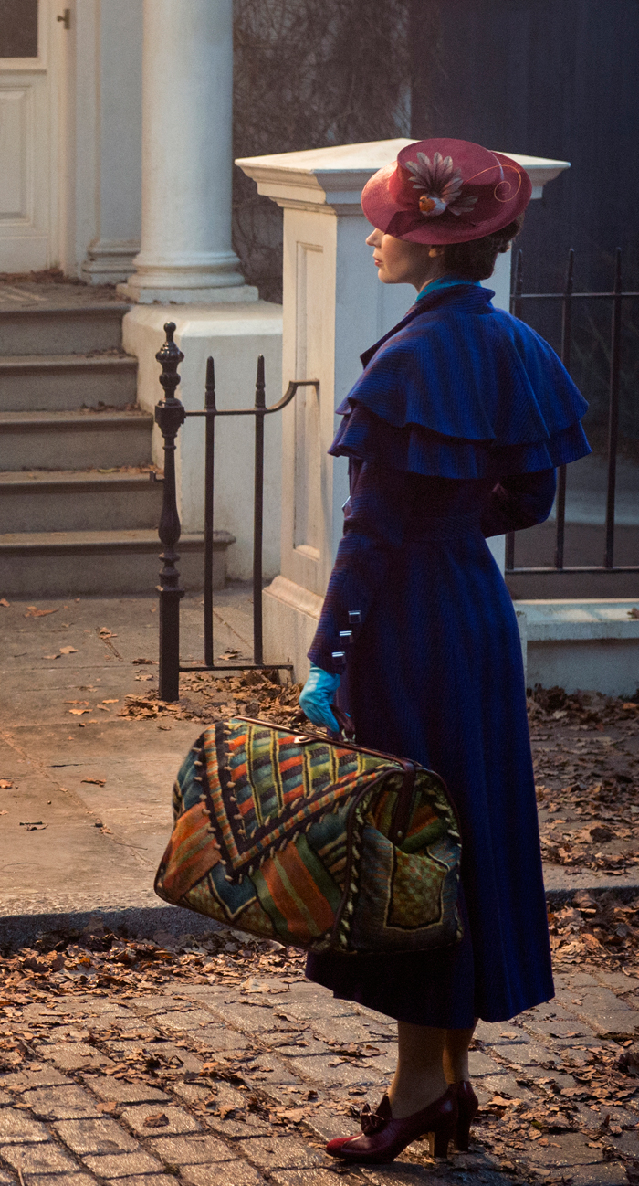 Mary Poppins Returns: Emily Blunt