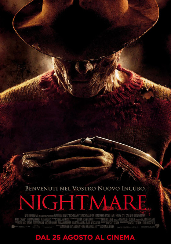 Locandina di: Nightmare