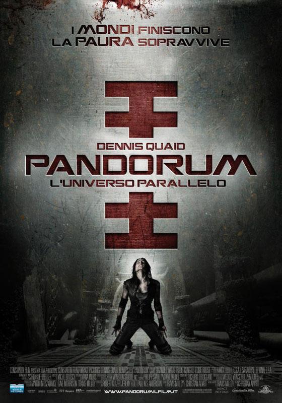 Locandina di: Pandorum - L'Universo Parallelo