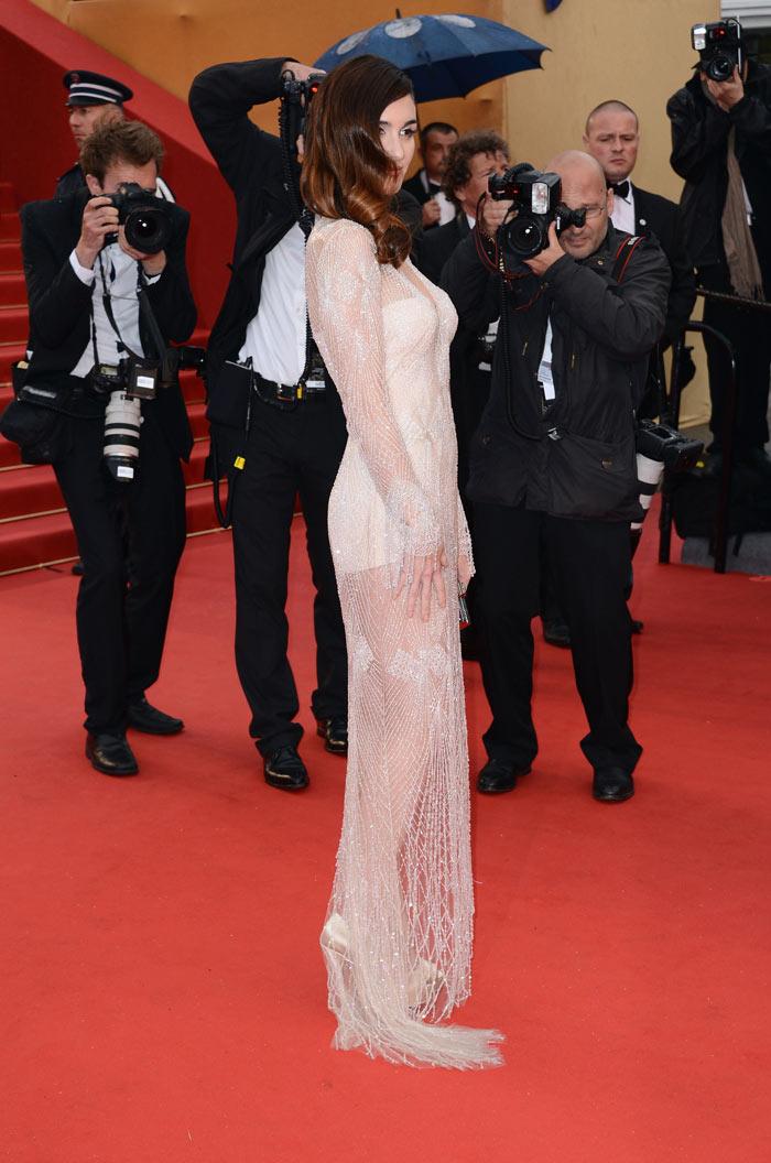 Paz Vega - Red Carpet Cannes 2013