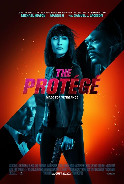 The Protégé: Locandina