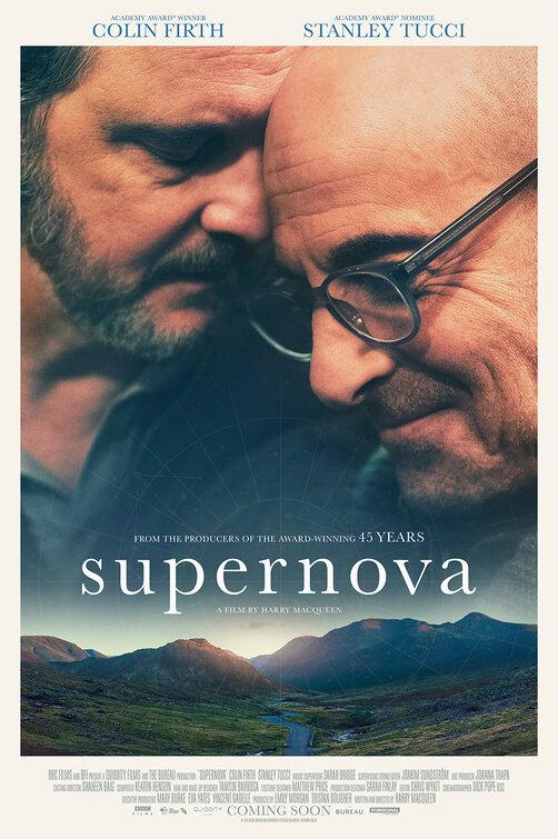 Supernova: poster