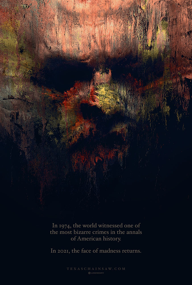 The Texas Chainsaw Massacre: Locandina