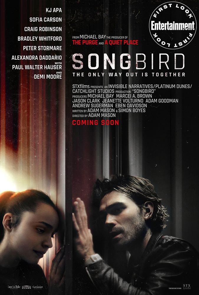 Songbird: Locandina
