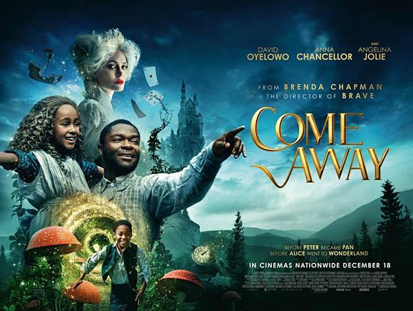 Come Away: Locandina