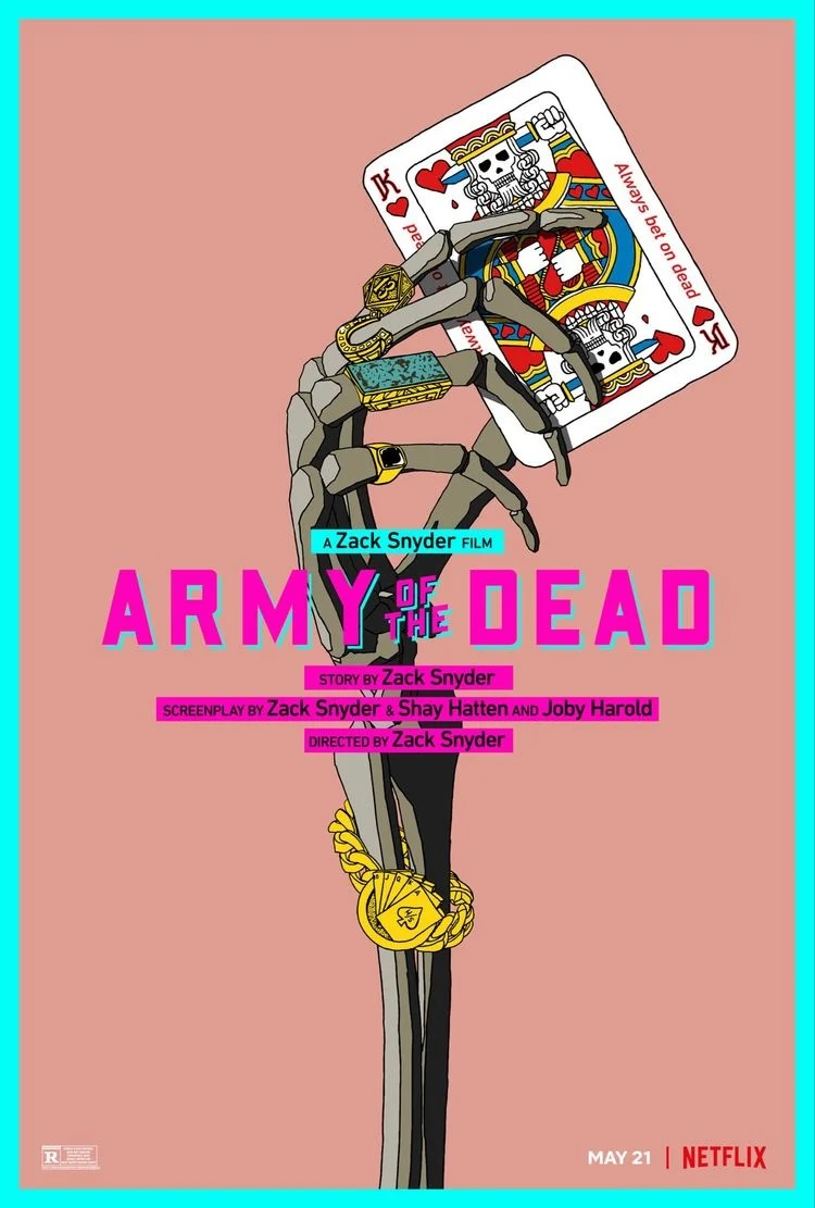 Army of the Dead: Locandina
