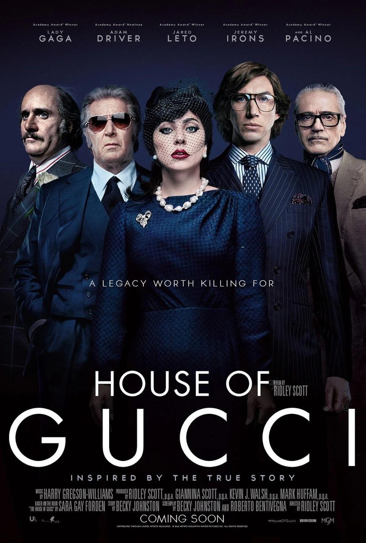 House of Gucci: Locandina