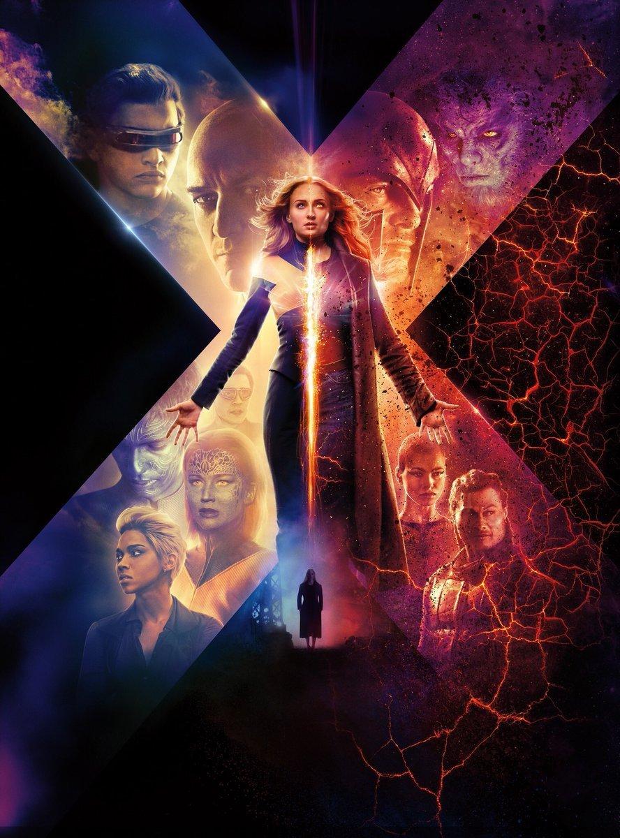 X-Men: Dark Phoenix: Locandina