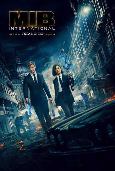 Men in Black: International: Poster