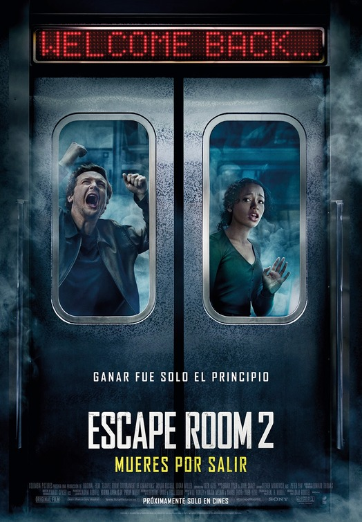 Escape Room 2 - Gioco Mortale: Poster