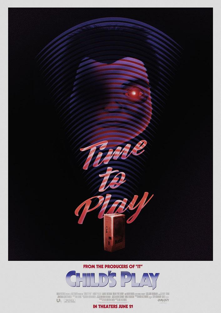 La Bambola Assassina: Poster