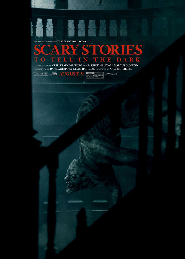 Scary Stories to Tell in the Dark: Locandina
