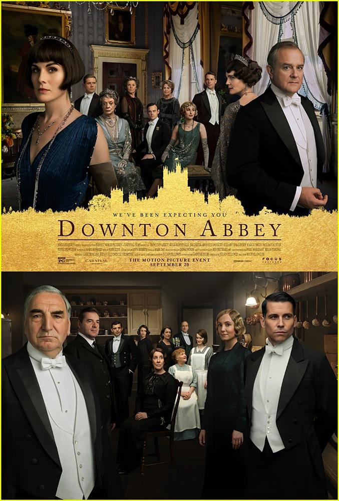 Downton Abbey: Locandina