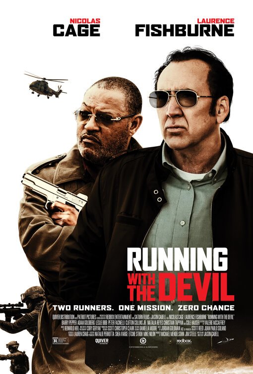 Running with the Devil: locandina