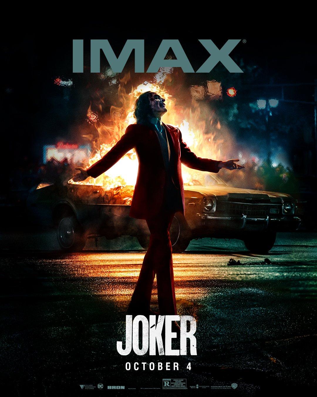 Joker: Locandina