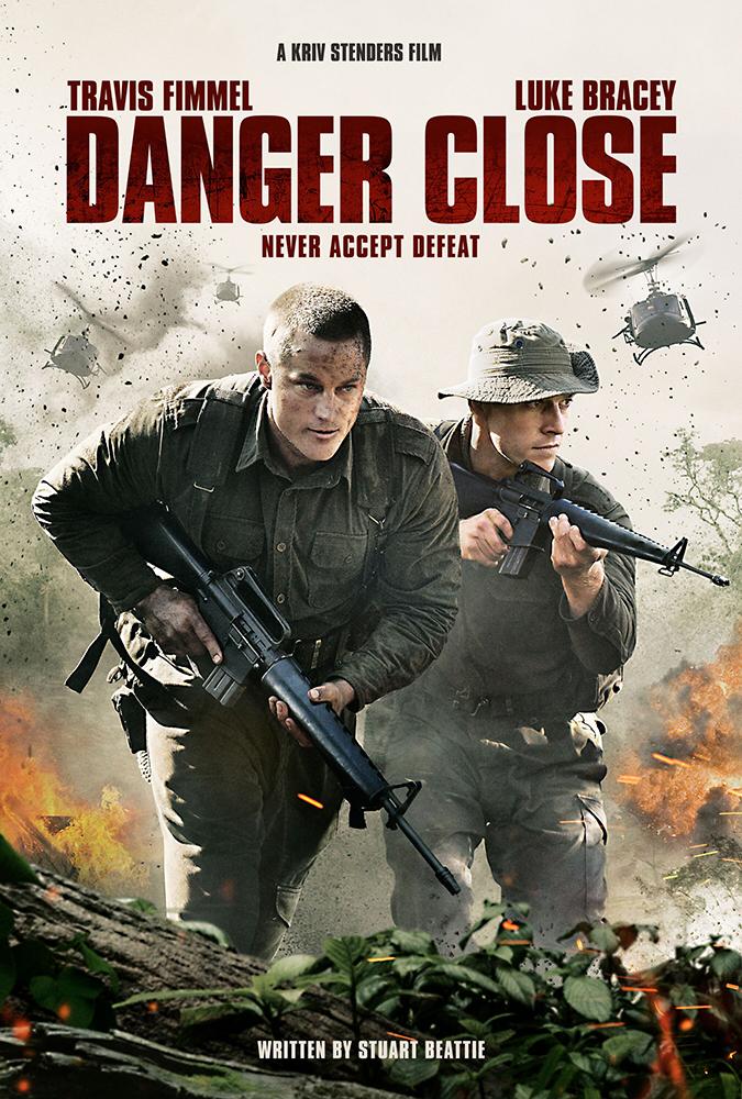 Danger Close: Locandina