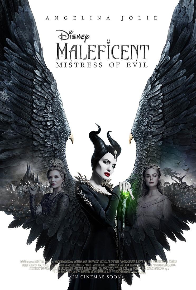 Maleficent: Signora del Male: Locandina