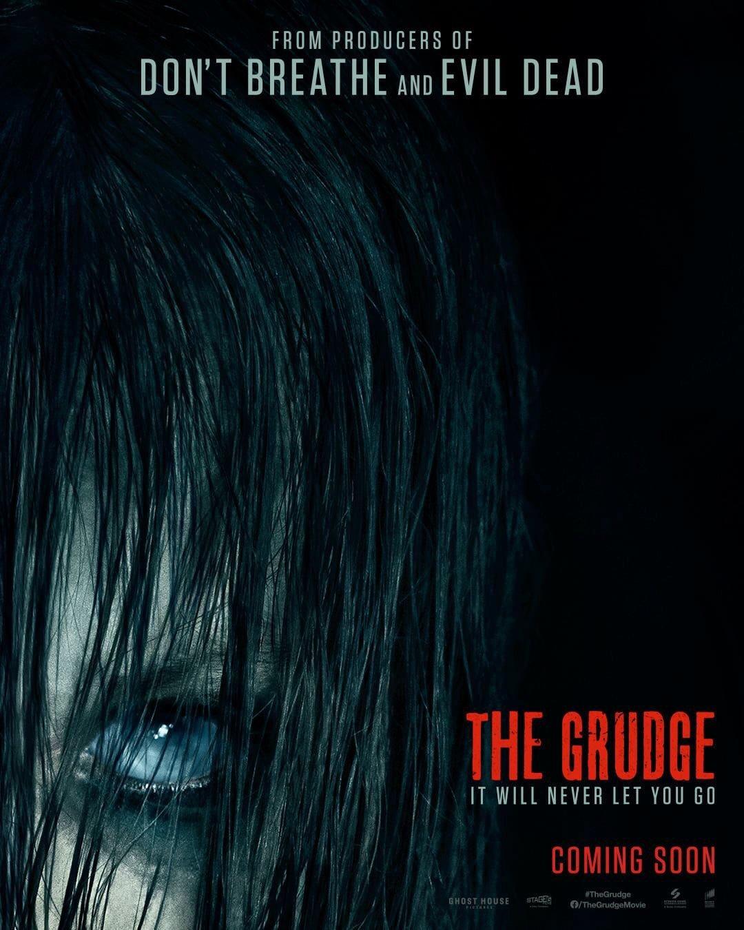 The Grudge: Locandina