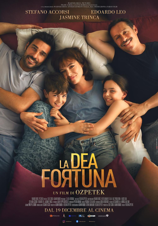 La Dea Fortuna: Locandina