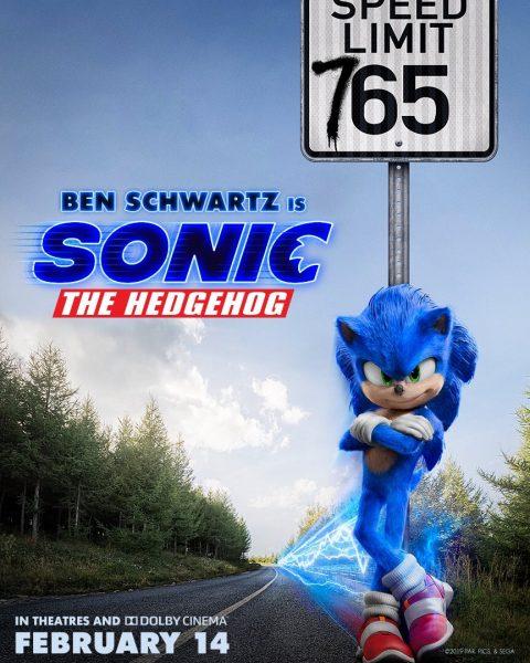 Sonic the Hedgehog: Locandina