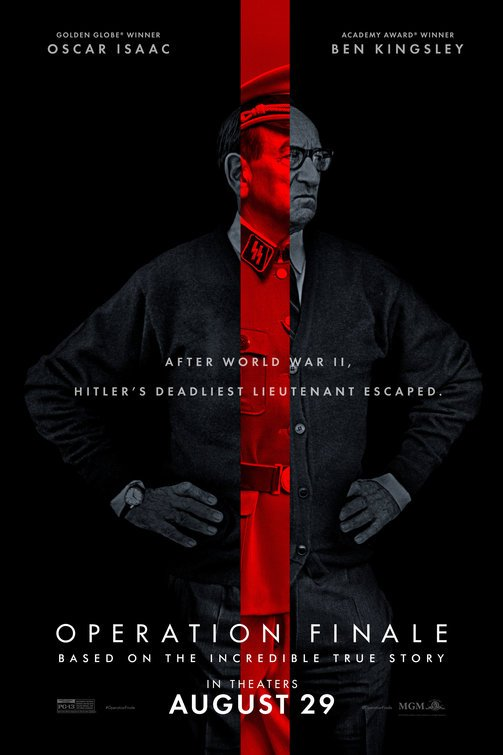 Operation Finale: Poster