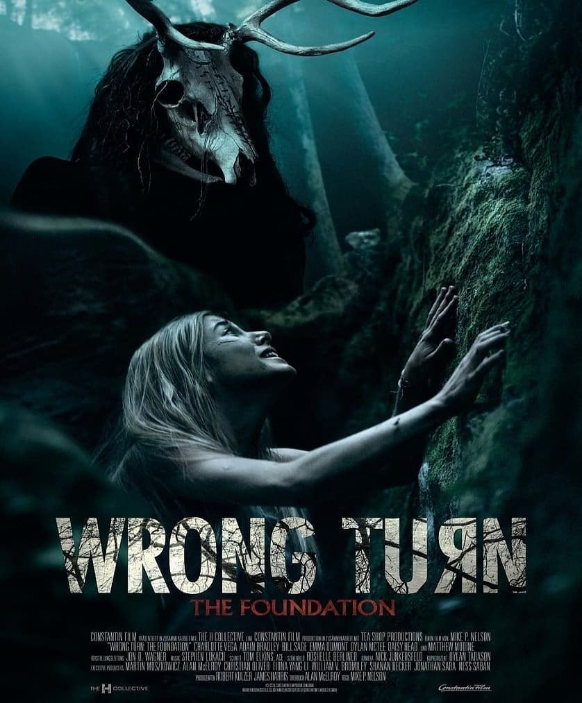 Wrong Turn: The Foundation: Poster