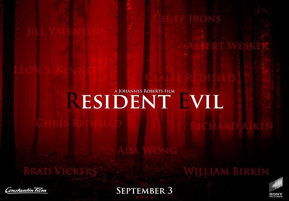 Resident Evil: Locandina