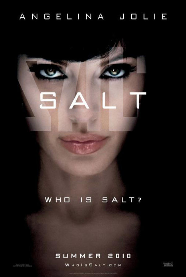 Locandina originale di: Salt