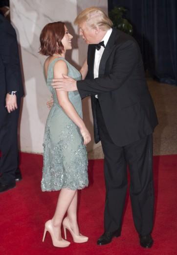 Il nuovo look di Scarlett Johansson la 'Rossa'