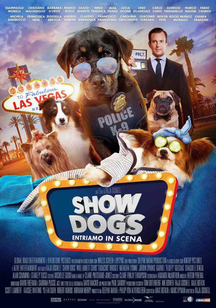 Locandina di Show Dogs - Entriamo in scena