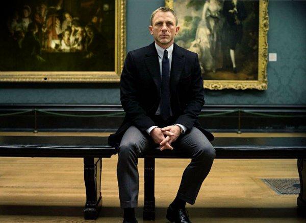 Daniel Craig in 007 - Skyfall