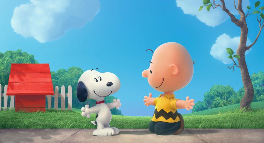 Snoopy e Charlie Brown: Peanuts, Il film: la prima immagine ufficiale
