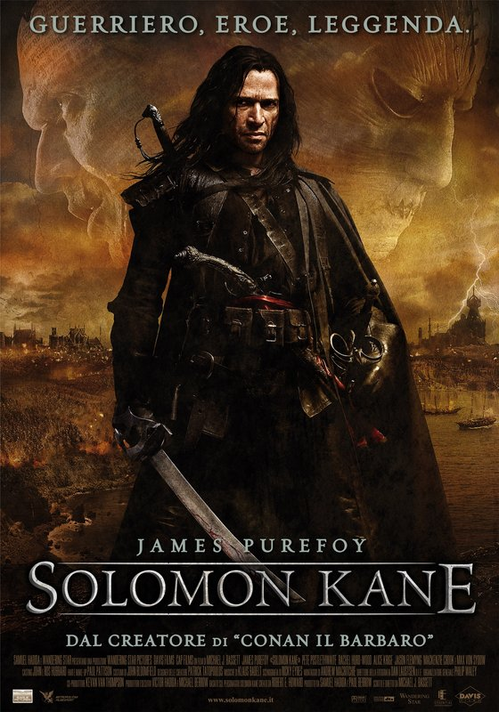 Locandina di: Solomon Kane