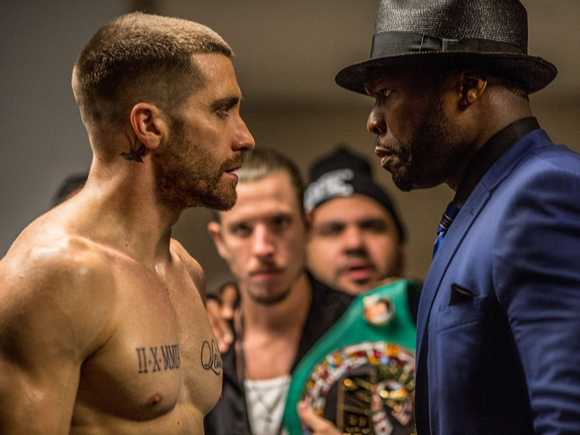Southpaw: Jake Gyllenhaal e 50 Cent