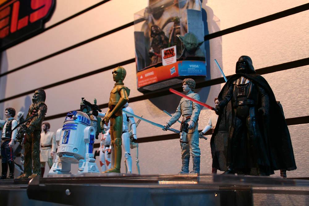 Star Wars: Action Figures