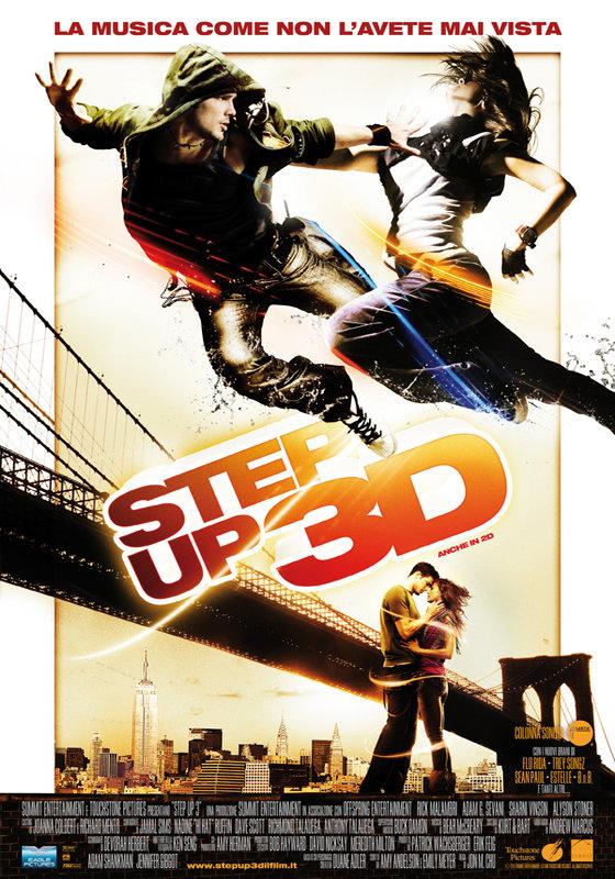 Locandina di: Step Up - 3D
