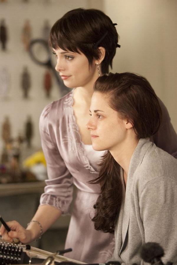 Kristen Stewart e Ashley Greene