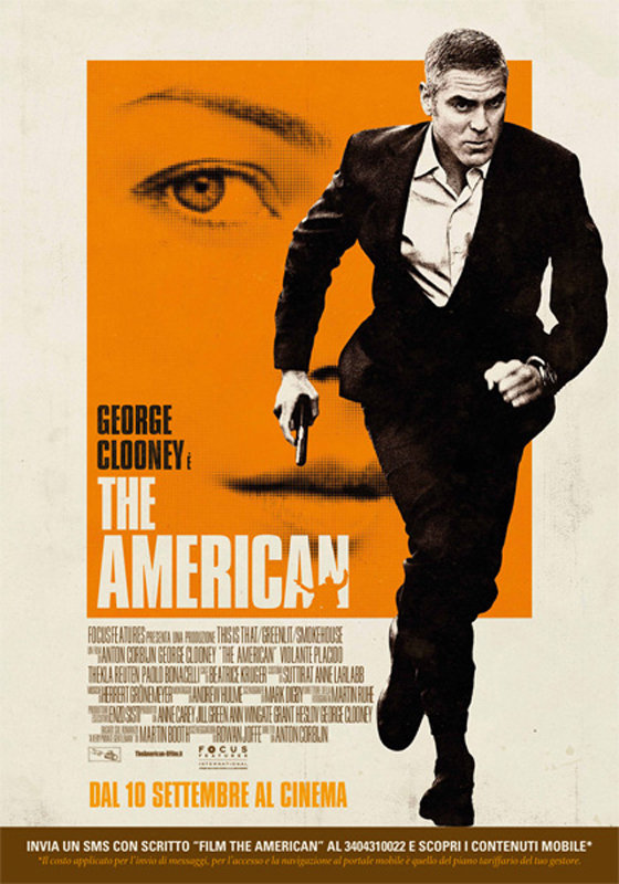 Locandina di: The American
