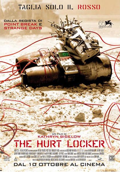 Locandina di: The Hurt Locker