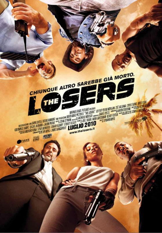 Locandina di: The Losers