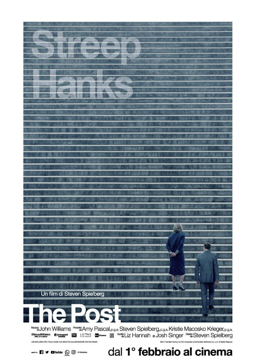 Locandina di The Post