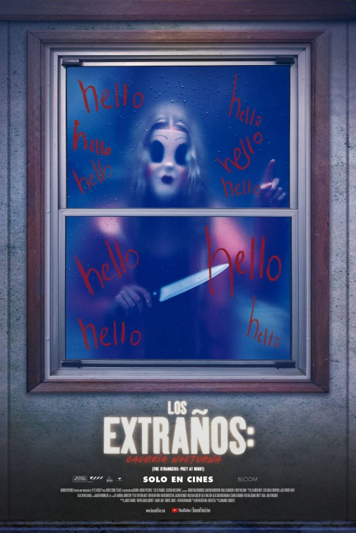 The Strangers: Prey at Night: locandina internazionale