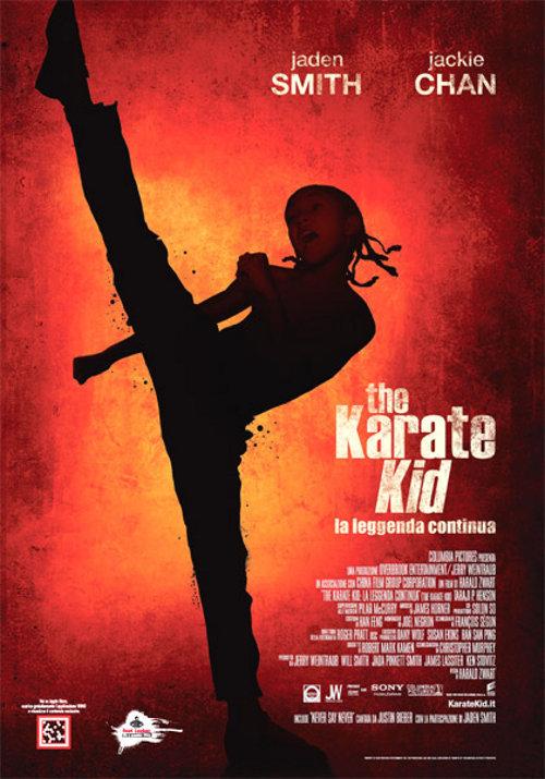 Locandina di: The Karate Kid: La leggenda continua