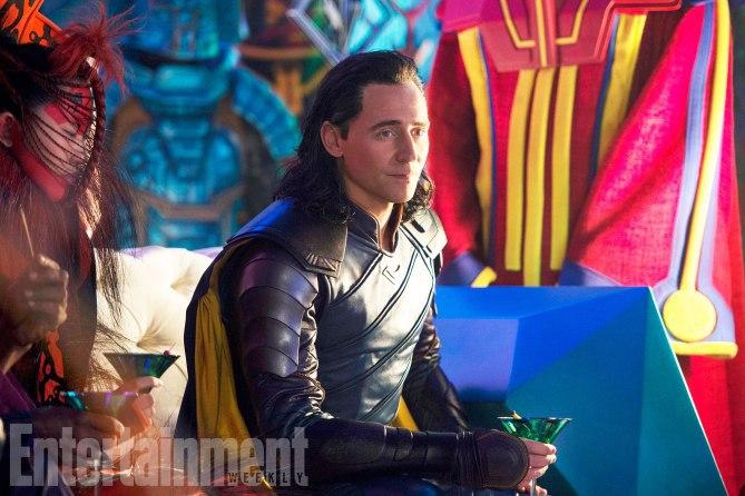 Thor: Ragnarok: Tom Hiddleston