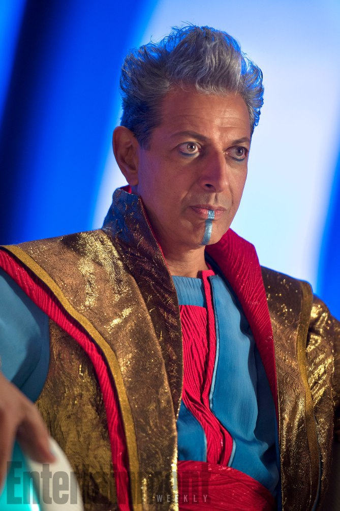 Thor: Ragnarok: Jeff Goldblum