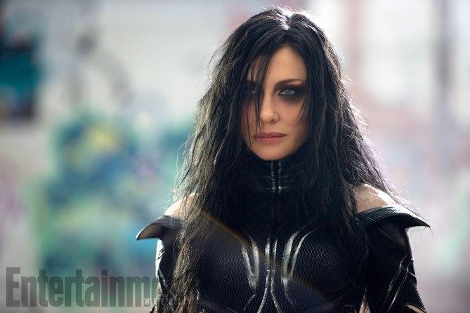 Thor: Ragnarok: Cate Blanchett