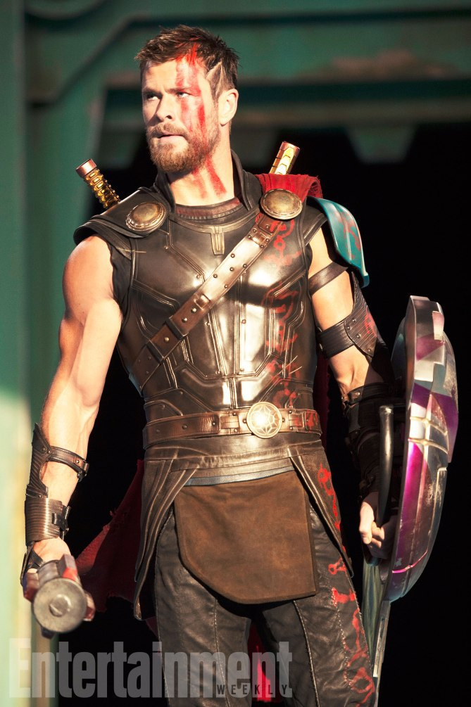 Thor: Ragnarok: Chris Hemsworth